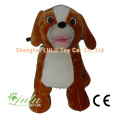 Dog Animal Rider Coin Operated Machine