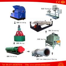 Machine for Making Organic Fertilizer Granules Fertilizer Pellet Machine