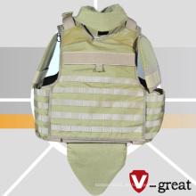 Taktische Rüstung Vollschutz Ballistic Jacke