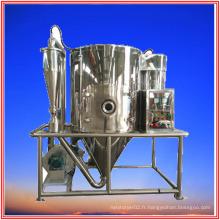 Séchoir à pulvériser pour résine urée-formaldéhyde