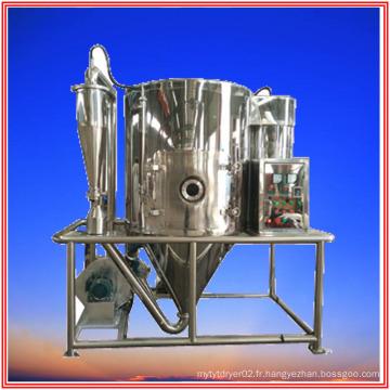 Sécheur centrifuge à grande vitesse de jet pour le polymère de séchage