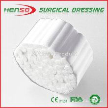 Rolo de algodão dental degradado Henso