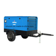 Atlas Copco Liutech 460cfm 7bar Portable Screw Air Compressor