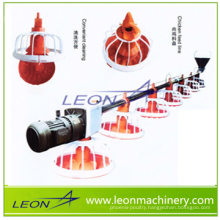 Leon brand automatic chicken feeding line for poultry house