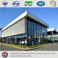 Salão de exposição de carro de estrutura de aço
