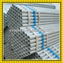 Supply galvanized electric welded steel tubing