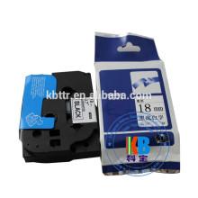 Rubans adhésifs pour imprimantes TZ-231 12 mm compatibles avec les cassettes