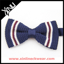 Pajarita accesorio para hombre de punto de seda perfecta para hombres