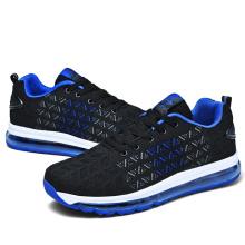 chaussures de course en maille pour hommes de sport de mode
