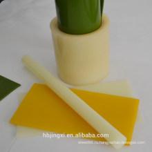 Огнестойкая ПУ пластиковый лист / штанга / рулон