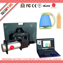 Dual View Mobile X-ray Scanner Security Machine for Bomb, Explosives detection