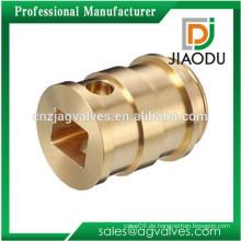 Hochwertige Messing Präzisions-CNC-Bearbeitung Metall Drehen Teile