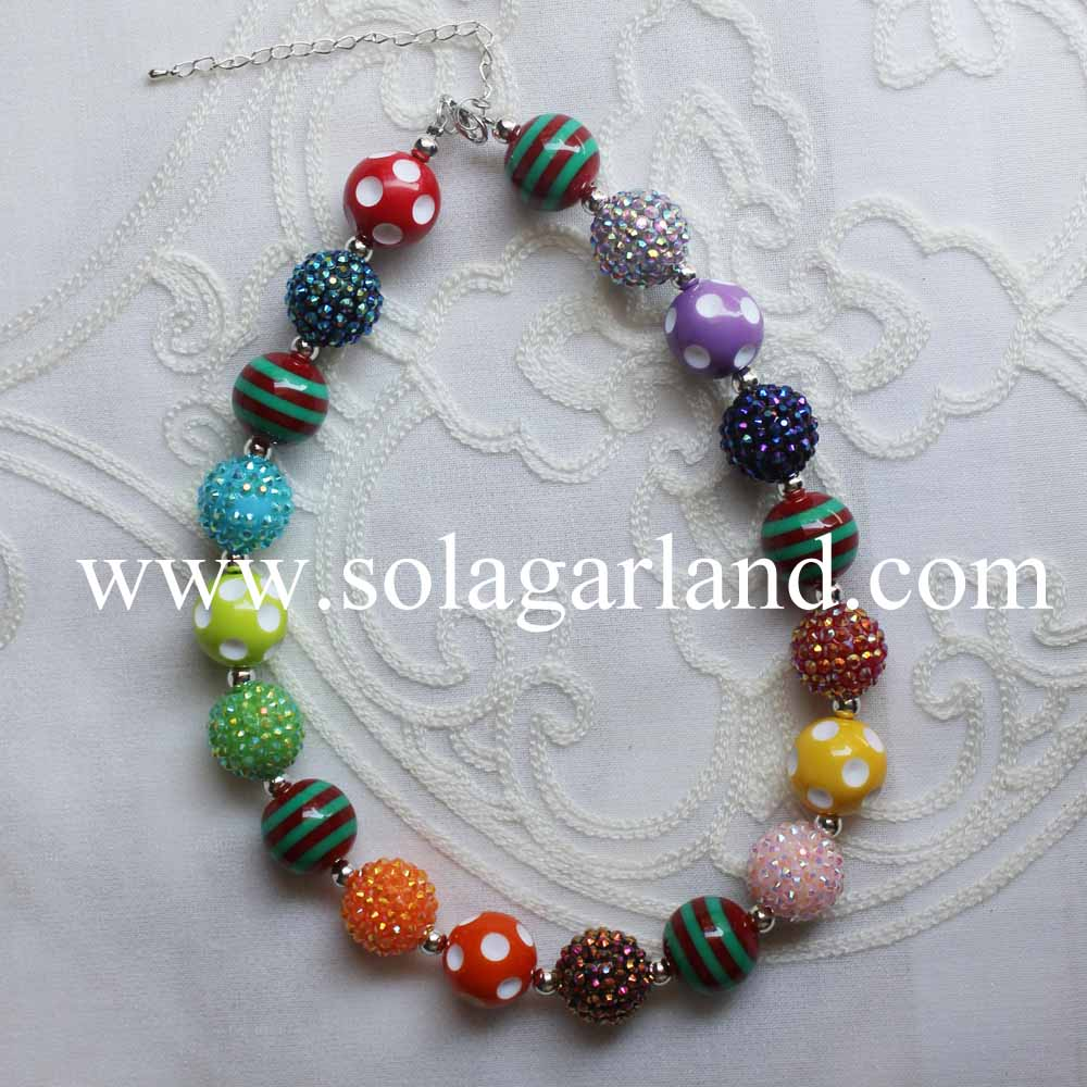 Baby Bead Necklace