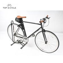 Baixo preço Italiano Eco-renovável 700C bicicleta de velocidade única fixo engrenagem estrada bicicleta elétrica