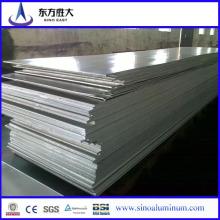 Hot Selling Brushed Sublimation Aluminium Sheets with High Quality 5052 Marine Grade Aluminium Alloy Sheet