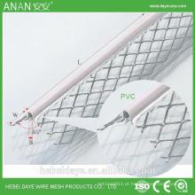 Rolo de canto de composto de juntas de drywall metal dryrock para drywall