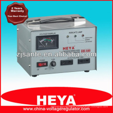 Single Phase Servo Type High Accuracy AC Automatic Voltage Stabilizer