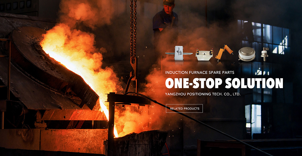 Induction Furnace Spare Parts One-Stop Solution