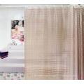Cortina de chuveiro de banheira Peva de banheiro impressa