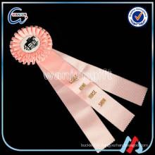 printed floral ribbon