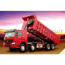 Camión volquete HOWO 8X4 (ZZ3317N3067W)