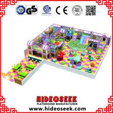 Candy House Series Indoor Spielzentrum für Freizeitzentrum