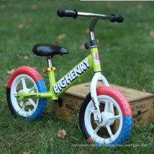 Moda design equilíbrio bicicleta bebê plástico