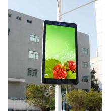Tótem de visualización de publicidad digital