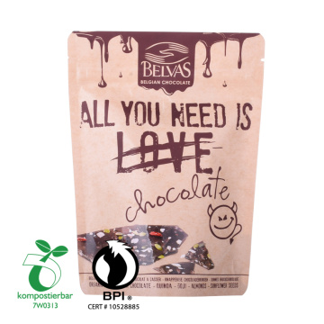 Eco Compostable Biodegradable Bag Maisstärke Zoplock Beutel
