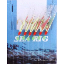 Meilleure vente populaire mer pêche Rig Xtb-005