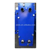 China Plattenwärmetauscher Ölkühler Hersteller (M6M)