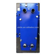 China Enfriador de agua del intercambiador de calor del evaporador (M6B)