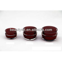 15ml 30ml 50ml Luxurious Cosmetic Packaging Acrylic Jar