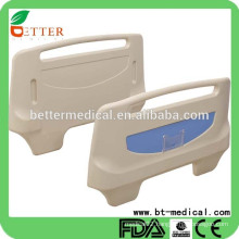 Luxurious hospital bed accessories ABS head foot board