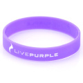 high quality custom printing silicone make hand bands
