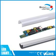 60cm, 120cm, 150cm Driver removível LED T8 Tube Iluminação