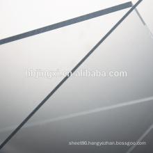 transparent pvc rigid sheet thickness
