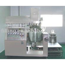 ZRJ-100L Cream Vacuum Emulsification blending machine