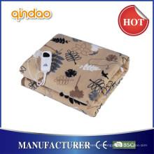 Cobertor elétrico confortável de alta qualidade com proteção de excesso de calor
