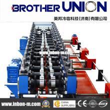 Produtos automáticos cheios Tipo de escada Rolos de bandeja de cabo que dão forma à máquina Made in China