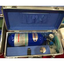 Cylindre d'oxygène médical haute pression 8L