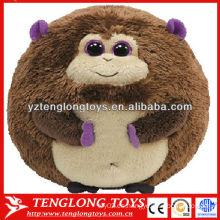Juguete de peluche de peluche de estilo de mono juguete peluche mascota juguetes para perros