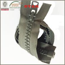 Large Plastic Zipper for Bag (#10)