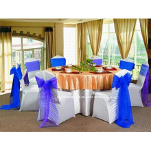 White Spandex Chair Cover for Wedding (YC-3)