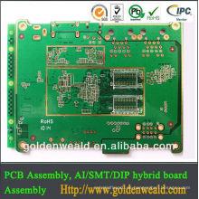 Golden Weald Multilayer PCB und PCB Assembly Mikroskop für PCB, Leiterplattenherstellungsgeräte Preis, PCB Produktionsmaschine