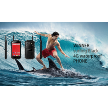 surfing Black 4G waterproof  PHONE