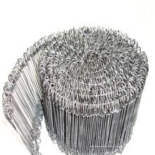 Alambre de acero galvanizado del lazo del proveedor chino