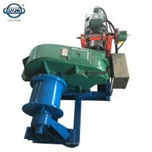 Treuil électrique portatif de 1.5ton durable utilisé