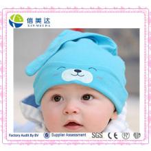 New Born Baby Stuffed 100% Cotton Baby Sleeping Hat