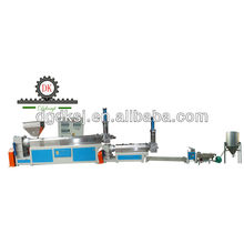 Energy saving and Eviromental protection waste PP/PE plastic recycling machine